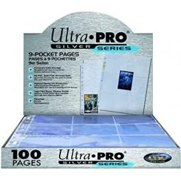 Colis de 100 feuilles de classeur ULTRAPRO